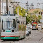Neue mobile Ticketautomaten für die Magdeburger Verkehrsbetriebe
