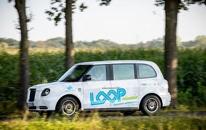 100.000 Fahrgäste: LOOPmünster erreichte diesen Meilenstein nach nur sieben Monaten (Bild: Stadtwerke Münster)