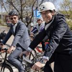 Deutschland wird Fahrradland