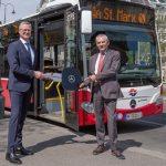 Wiener Linien vertrauen weiterhin der EvoBus Austria und dem Mercedes-Benz Citaro