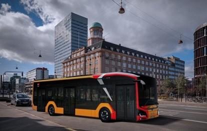 Premiere des MAN eBusses in Dänemark: 25 Lion's City 12 E bringen schon bald Bewohner und Besucher Kopenhagens besonders umweltschonend ans Ziel (Bild: MAN)
