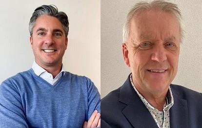Bob Fleuren (links) und Will Bierens (rechts). Bilder: Ebusco