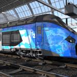 Erste Bestellung von Wasserstoffzügen in Frankreich