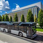 Solaris unter potenziellen Lieferanten von bis zu 550 Überlandbussen für Italien