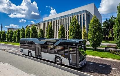Solaris Urbino 12 LE (Bild: Solaris)