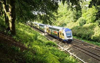 Für einheitliche Planung und Disposition des Verkehrs bei seinen Tochterunternehmen setzt der NETINERA-Konzern auf IVU.rail von IVU Traffic Technologies (Bild: metronom/Jan Sieg)