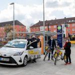 Neue Mobilstation der Ruhrbahn in Essen
