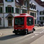 """Selbstfahrende Fahrzeuge """"on-demand"""" im öffentlichen Verkehr unterwegs"""