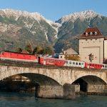 Verlässlich wie die Eisenbahn: Österreich weiter Bahnfahrland Nr. 1