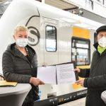 Mehr S-Bahnen und besseres Angebot für die Fahrgäste