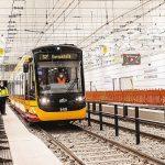 """Positives Fazit: Großer """"Stresstest"""" in Karlsruher Stadtbahntunnel"""
