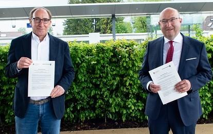 St. Gallen und Vorarlberg verstärken die Zusammenarbeit beim grenzüberschreitenden öffentlichen Verkehr (Bild: Alexandra Serra)