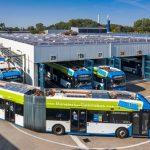 Sechs neue Elektrobusse für die Stadtwerke Münster