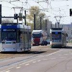 Neubau der Straßenbahnstrecke Rothensee beginnt