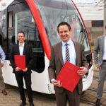 Freiburg bestellt weitere Urbos-Stadtbahnen bei CAF