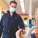 Keine erhöhte Infektionsgefahr im ÖPNV