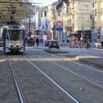 Weichen und Ersatzteile für Brüsseler Straßenbahnnetz