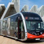 Zaragoza und Avanza setzen auf Elektrobusse von Irizar e-mobility