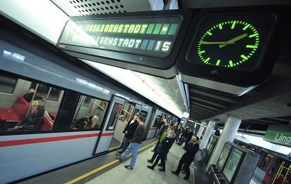 Nachtbetrieb der Wiener U-Bahnen (Bild: Wiener Linien / Johannes Zinner)