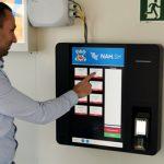 AMCON setzt Automatenprojekt bei SFK um