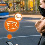 Mehrfahrten-Karten über die VRB-App kaufen