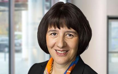 Jasmin Staiblin, neue Aufsichtsratsvorsitzende bei Rolls-Royce Power Systems und MTU Friedrichshafen (Bild: Rolls-Royce Power Systems).