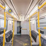 Fahrgastinfosystem für neue Berliner U-Bahnen