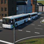 Stadtbus-Platoon für München