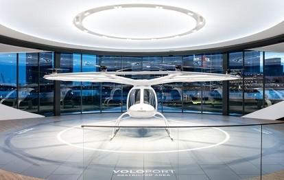VoloPort 2X (Bild: Volocopter)
