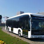 Erster eCitaro-Auftrag für Daimler Buses aus Polen