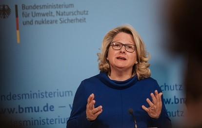 Svenja Schulze, Bundesministerin für Umwelt, Naturschutz und nukleare Sicherheit (Bild: BMU / Sascha Hilgers)