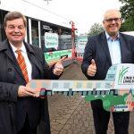 Mehr ÖPNV für Bremen-Huchting