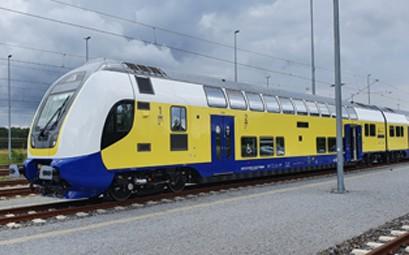 Die Landesnahverkehrsgesellschaft Niedersachsen (LNVG) investiert in zwei neue Doppelstockzüge. Der erste ist seit Montag im Hansenetz unterwegs, der zweite kommt ab dem Fahrplanwechsel im Dezember 2021 dazu.