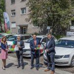 Linz AG Linien eröffnen achten tim-Knoten