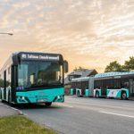 Tallin hat 100 Erdgasbusse von Solaris bestellt