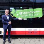 E-Gelenkbusse für Nürnberg