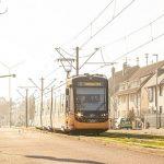 Tram 2 fährt ab 29.7. wieder bis Knielingen-Nord
