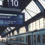 Höherer Bahn-Anteil bei Urlaubsreisen