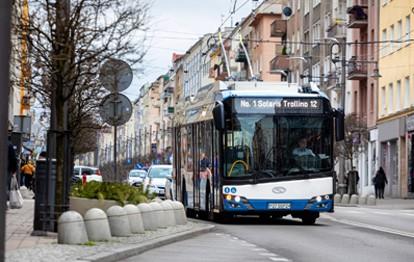 Solaris wird 19 neuartige, umweltfreundliche O-Busse in die italienische Stadt La Spezia liefern. Die Flotte des Verkehrsunternehmens ATC Esercizio S.p.A. wird um 14 Trollino 12 und fünf Gelenkbusse Trollino 18 aufgestockt.