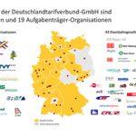27 neue Gesellschafter beim Deutschlandtarifverbund