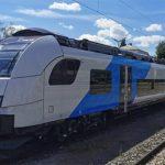 Siemens baut im Auftrag von Alpha Trains Triebzüge um