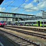 Ranking zur Erreichbarkeit des öffentlichen Verkehrs