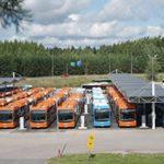 BYD-eBuslieferung an Helsinki abgeschlossen