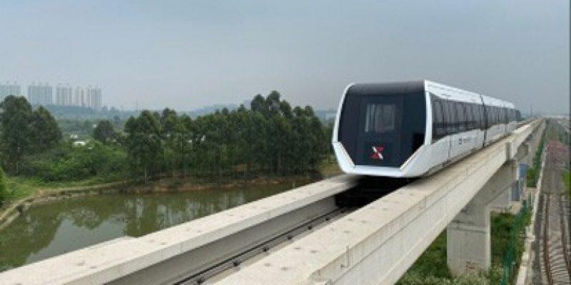 Liebherr-Transportation Systems (China) hat einen Vertrag über die Bereitstellung von Klimatisierungssystemen mit Chengdu Xinzhu Road & Bridge Machinery Co., Ltd. abgeschlossen. Die Geräte werden im neuen Magnetschwebebahn-Nahverkehrssystem, das von dem chinesischen Unternehmen aufgebaut wurde, zum Einsatz kommen.