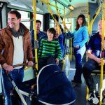 Kundenfreundlicher Bus der Zukunft für Frankfurt am Main
