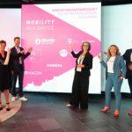 Offene Mobilitätsplattform der Deutschen Telekom