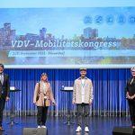 #BesserWeiter: Finale der Deutschland-Reise auf dem VDV-Mobilitätskongress