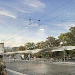 S-LINK-Haltestelle Mirabellplatz setzt Maßstäbe für die Zukunft