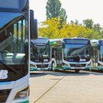 Magdeburg investiert in die Busflotte