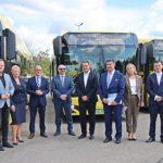 Solaris-E-Busse für Sosnowiec